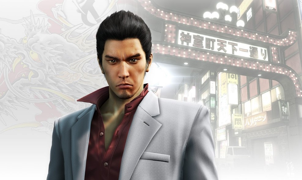 Yakuza 3 to 5 First PS4 digital versions, physical collection