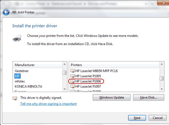 How Do I Connect My Driver For Windows To My Wireless Network